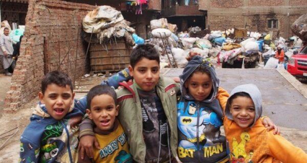 Как живет каирская «империя мусорщиков», диктующая властям Египта своюволю