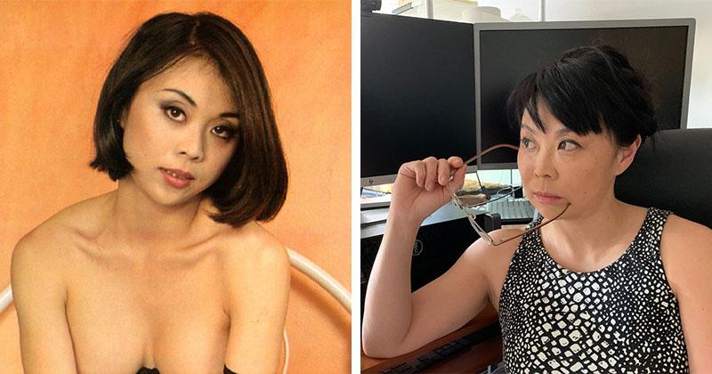 Порнозвезда 90-х Аннабель Чонг: как из гэнгбенга и БДСМ плавно перейти в IT фото