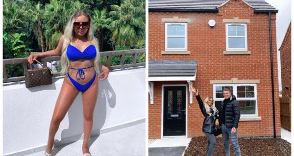 19-летняя блогерша, которая бросила колледж, заработала на собственный дом и учит этому других