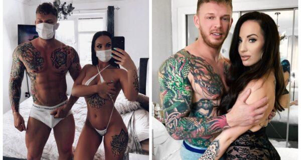 Когда родители — порнозвезды: как супруги из Британии снимаются в XXX-видео и растят детей