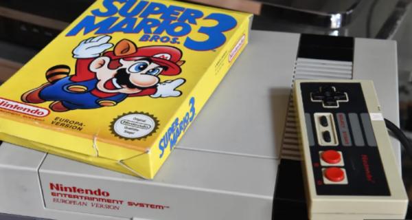 В США продали на аукционе самую дорогую видеоигру в истории