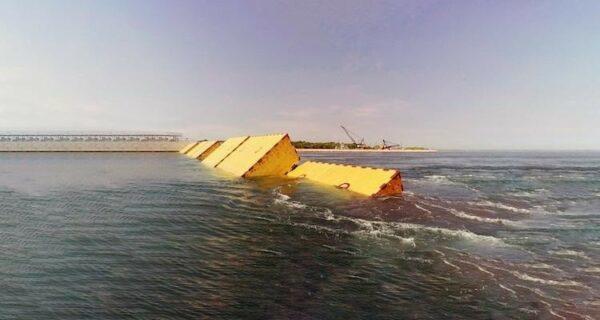 Новая технология может спасти Венецию от наводнений в будущем