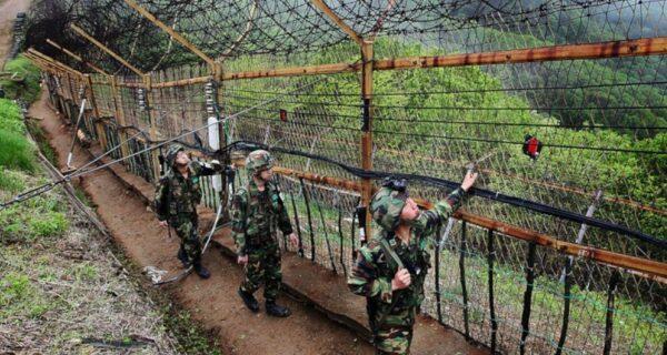 Прыжок к свободе: гимнаст из КНДР перепрыгнул через трехметровый забор в ЮжнуюКорею