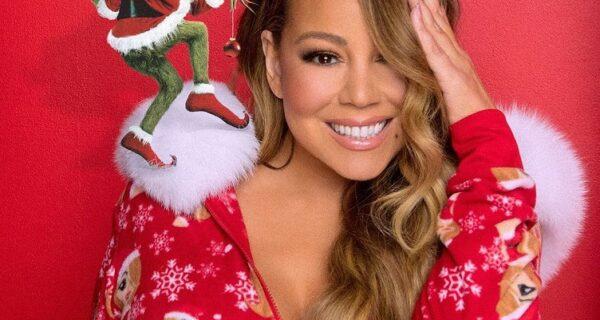 Кто сидит у тебя на плече? Звезды начали забавный рождественский челлендж в Instagram