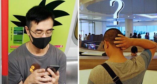 Уличный фотограф из Гонконга ловит неожиданные мгновения