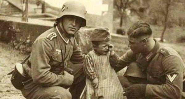 Советские потомки немецких солдат: сколько детей родилось от врага в Великую Отечественную