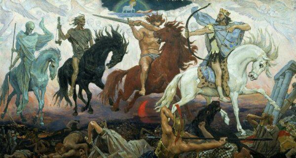 Всадники Апокалипсиса: кто они и что собой символизируют?