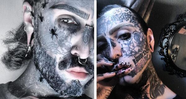 Знакомьтесь, Филипп Ройер — гламурный вампир из Монреаля