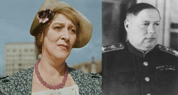Поздняя любовь маршала Толбухина и… Фаины Раневской