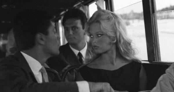 Редкие фотографии знаменитостей из Венеции 50–60‑х годов