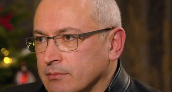 Украинский журналист Гордон пошутил в интервью с Ходорковским и создал новыймем