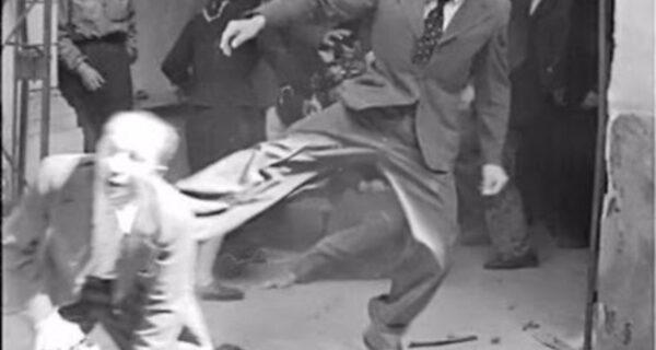 30 шокирующих фотографий львовских погромов 1941года