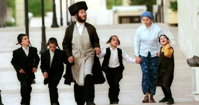 Почему евреи определяют национальность по матери фото