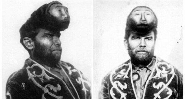 Человек с двумя головами: портреты Паскуаля Пиньона, начало ХХвека