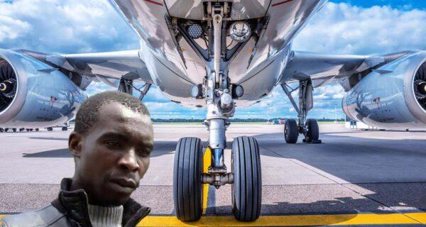 Упавший с неба: как африканец выжил, пролетев 9 000 км до Лондона на шасси самолета