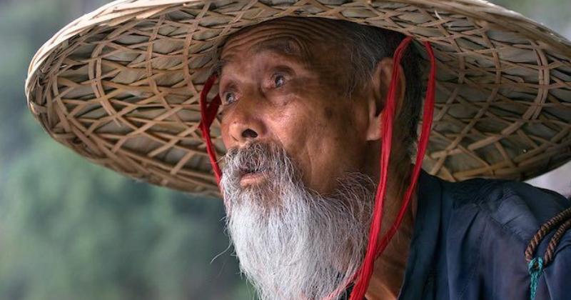 История долгожителя Ли Чинг-Юна, который прожил более 200 лет фото