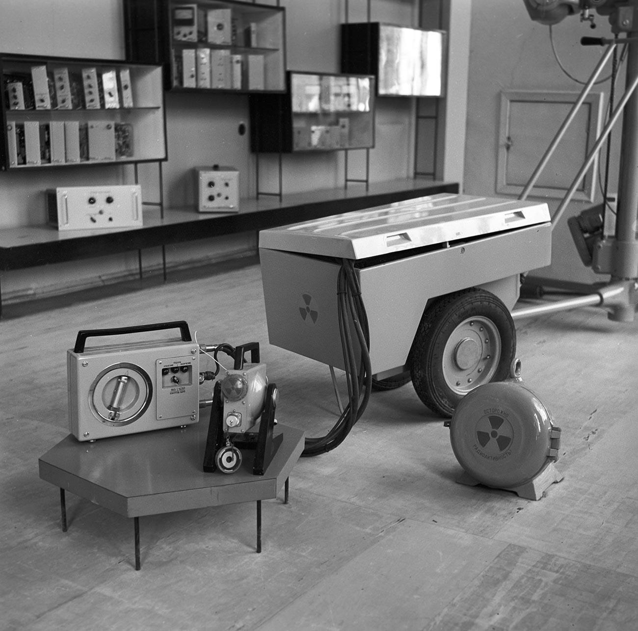 Как вСССР продавали радиоактивные вещества вобычном магазине