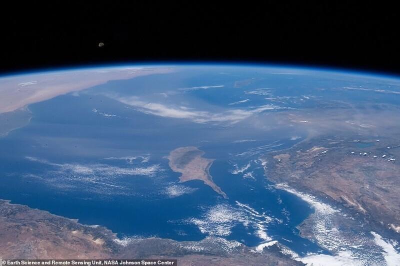 14 невероятных фотографий нашей планеты отНАСА