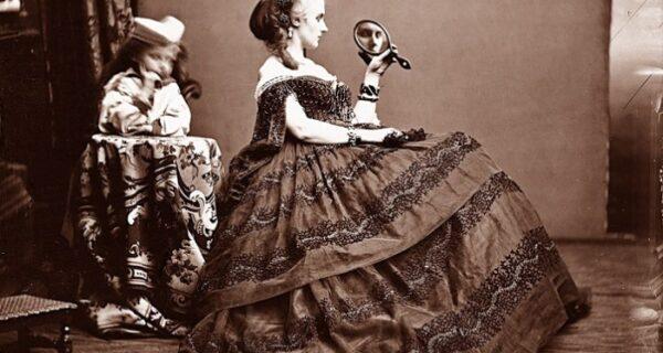 Вирджиния Ольдоини — графиня, любовница императора и первая фотомодель XIXвека
