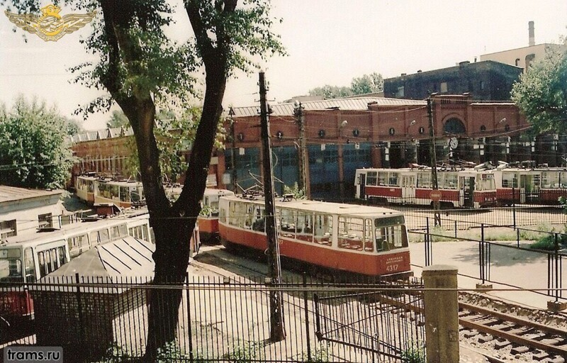 Прогулка поСанкт-Петербургу 1993 года