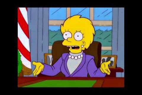 В «Симпсонах» нашли предсказание о вице-президенте США Камале Харрис и ее костюме