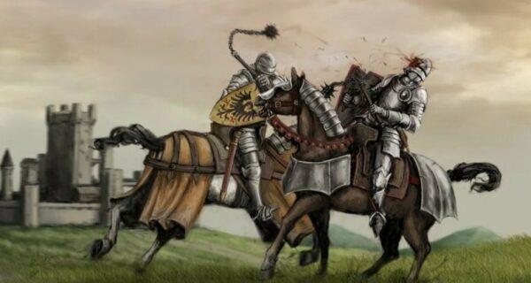 Моргенштерн — простое и жуткое оружие Средневековья