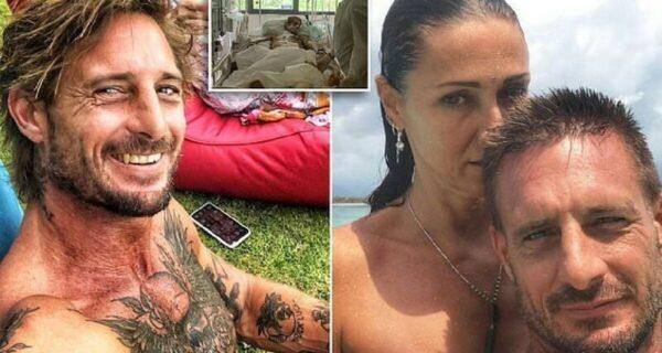 Фотограф-серфер Брэд Мастерс умер на Бали от странной инфекции, поразившей шею