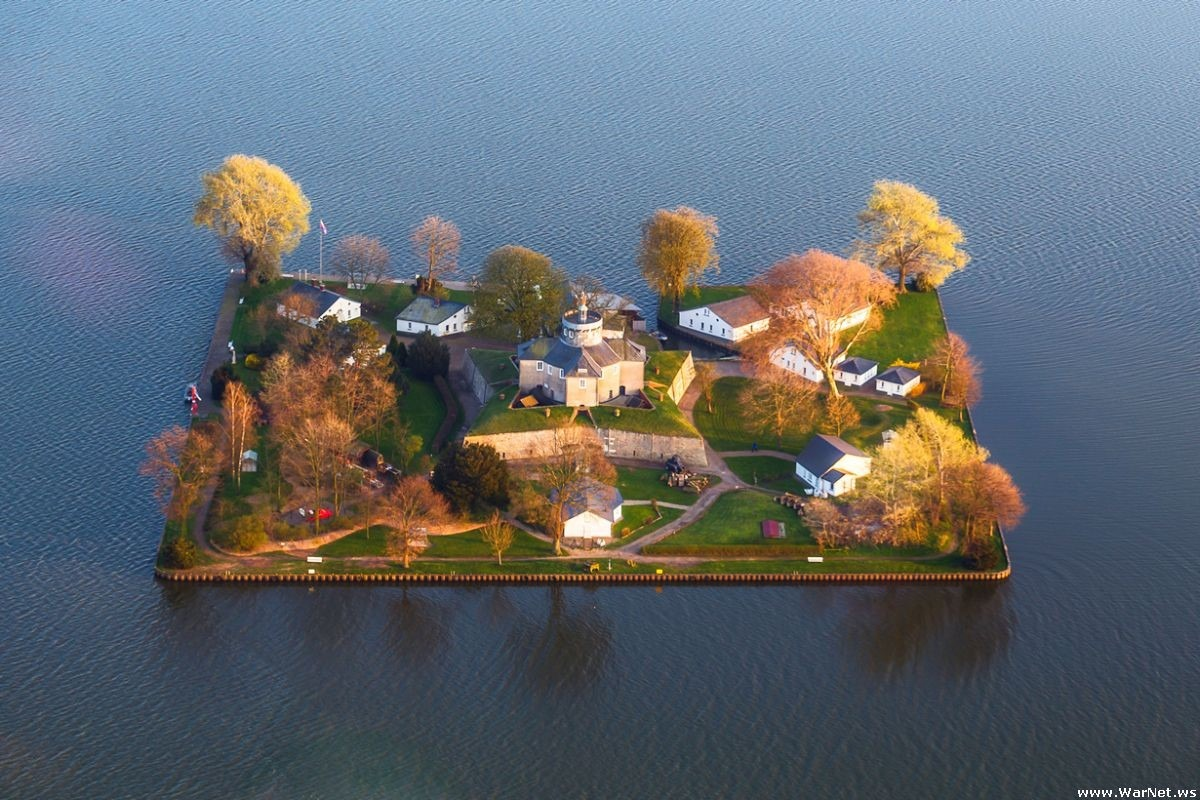 Райский уголок: уютный остров на озере в Германии — идеальное убежище