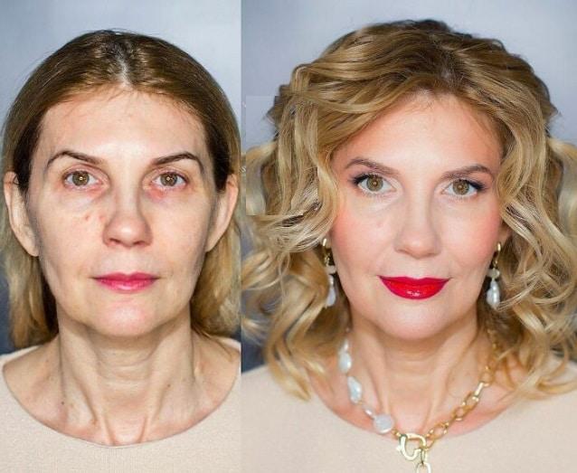 30 магических преображений с помощью макияжа от питерского мастера Ульяны Старобинской