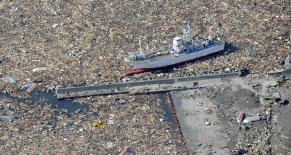 Тихоокеанское мусорное пятно: гигантский остров мусора размером с Францию