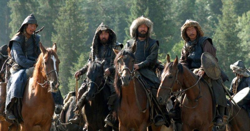 Империя грязи, или Почему воинов Чингисхана казнили за купание фото