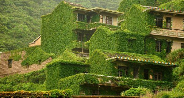 Китайская деревня-призрак Хутуван: достопримечательность, от которой мороз покоже