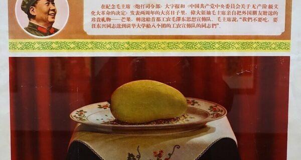 Дар «Великого кормчего», или Как Китай поразило манговое безумие