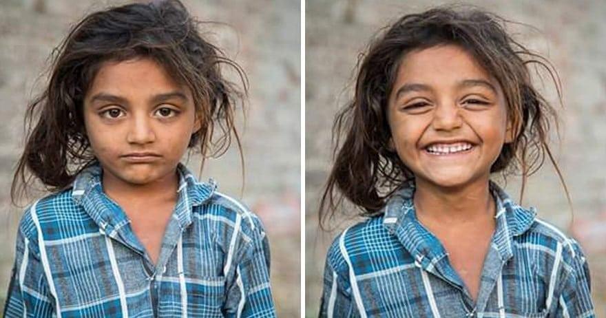 Станет всем теплей: 20 прекрасных фото, которые демонстрируют всю силу улыбки