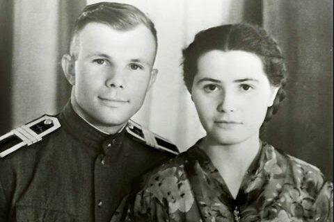 Космическая любовь Юрия и Валентины Гагариных