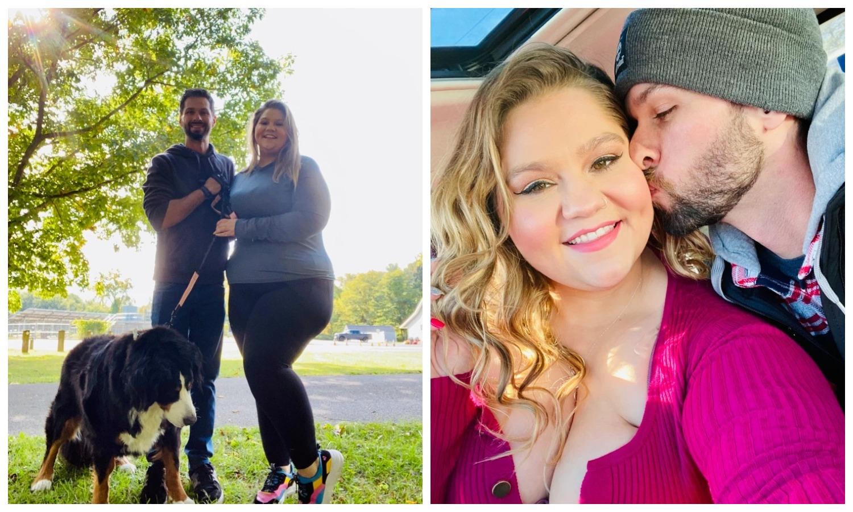 Любовь без границ: эта пара гордится своими отношениями, несмотря на 80-килограммовую разницу ввесе