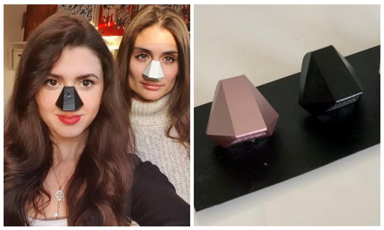 Носики-курносики: необычный фильтр для воздуха, который сделает вас похожим на собаку