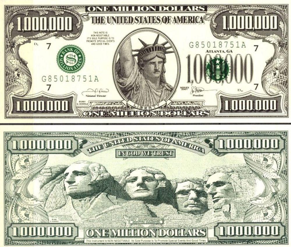 «Крупную не разменяете?», или Долларовые купюры, о которых вы не знали фото