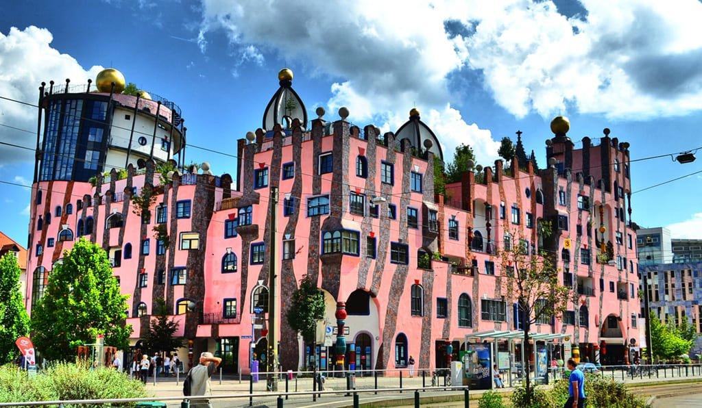 Зеленая Цитадель Магдебург