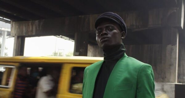 Звезда из-под моста, или Как бездомный из Нигерии случайно стал моделью