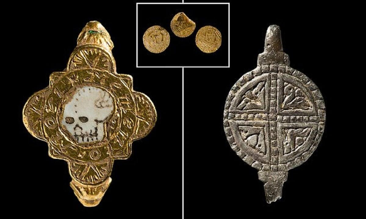 Кладоискатели нашли в Уэльсе «кольцо смерти»