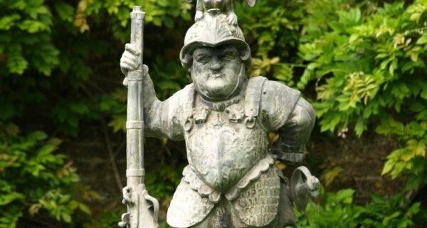 История карлика Джеффри Хадсона – рыцаря, дуэлянта и любимца английской королевы