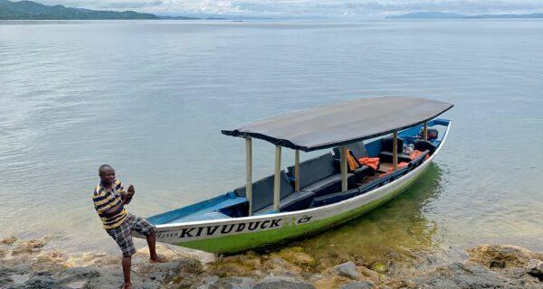 Африканский водоем-убийца: на счету озера Ниос 1800 человеческих жертв
