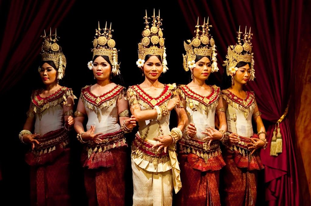 Bigpicture ru cambodian women in their sampot