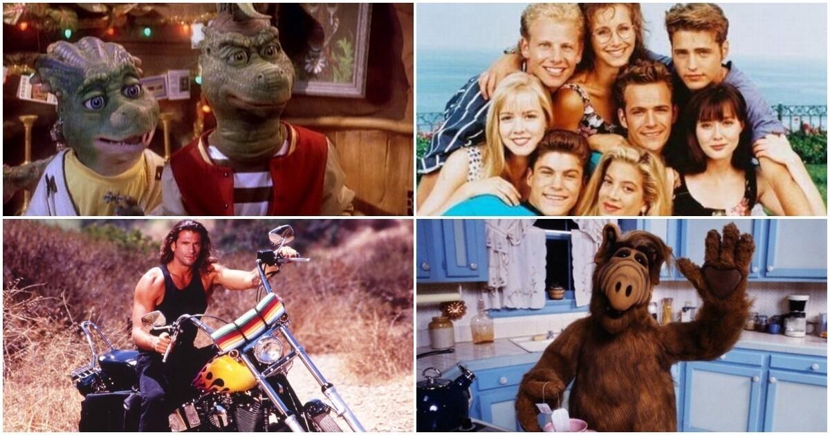 20 забытых сериалов из 90‑х, которые показывали по СТС в первый год вещания