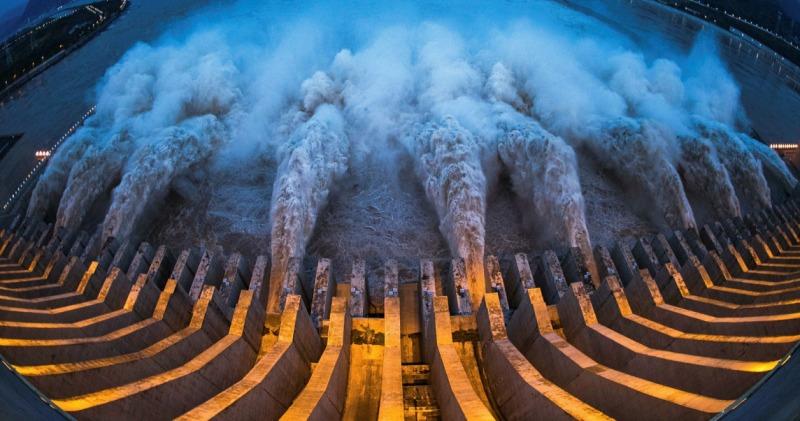 Плотина «Три ущелья», или Как китайцы замедлили вращение Земли фото