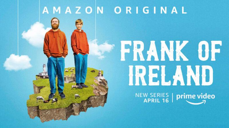 Постер сериала Фрэнк из Ирландии