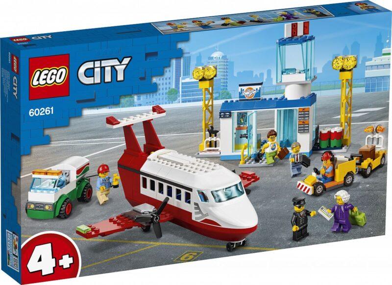 Bigpicture ru конструктор lego city 60261 airport
