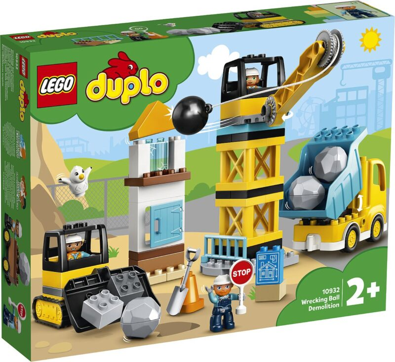 конструктор lego duplo town