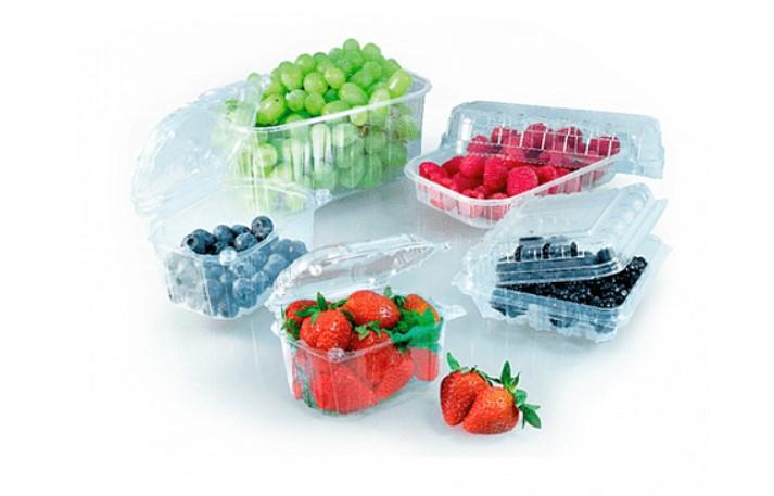 контейнеры под фрукты и ягоды